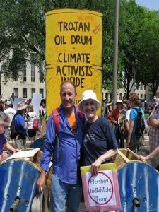 HIT Members at Climate March
